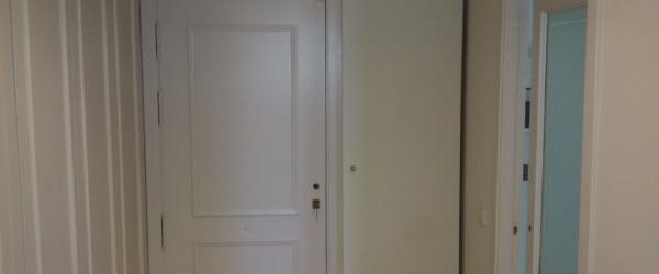 Lacado de puertas Ral 1013 en Barrio de las Mercedes (25)