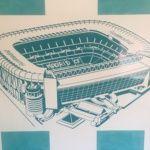 Estuco Veneciano Real Madrid con vinilos terminado (mañana) (5)