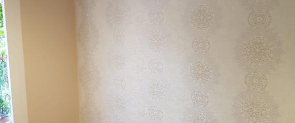 Salón papel pintado barroco (11)