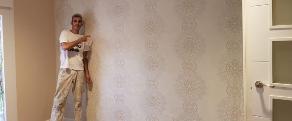 Salón papel pintado barroco (12)