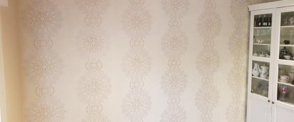 Salón papel pintado barroco (9)
