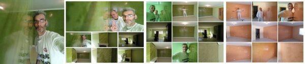 Video Estuco Marmol y Veneciano Color Verde