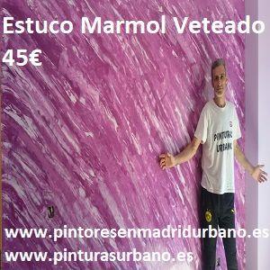 Oferta Estuco Marmoleado Color Violeta